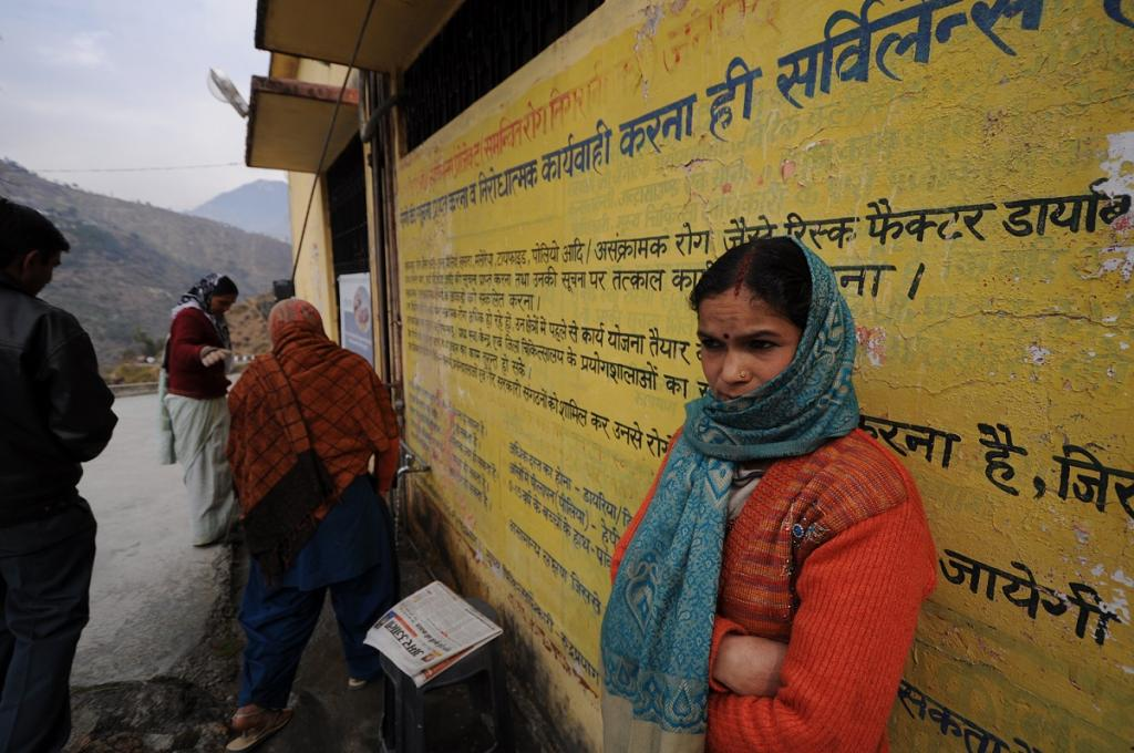 Barring a few states, the ASHA workers do not get fixed salaries, but incentives for every job they do. Credit: Sayantoni Palchoudhuri