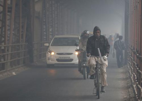 Good news: Delhi no longer 'world's most polluted city'