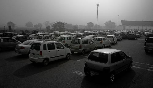 Air pollution causes premature deaths in India, says study