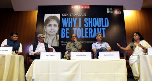 Experts and journalists urge climate action at the launch of 'Why I should be tolerant'