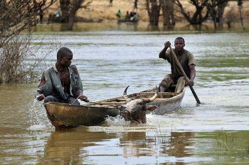 Climate change is predicted to hit Africa hard unless the continent puts in place adaptation plans