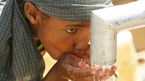 It's a fallacy that all Australians have access to clean water, sanitation and hygiene