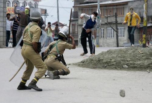 Pellet guns proving lethal for civilians in Kashmir
