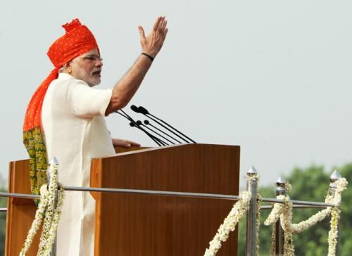 PM Modi's Independence Day speech focuses on food security, clean energy