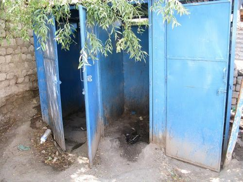 Poor sanitation cost India 5.2% of its GDP
