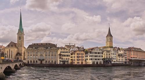 Zurich is world's most sustainable city, according to a new index