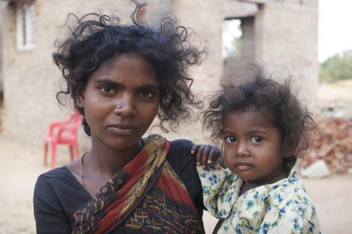One-third of total maternal deaths in 2015 happened in India