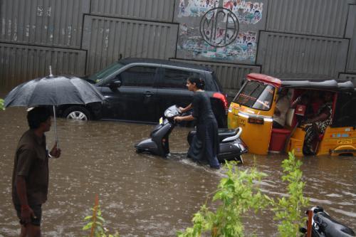 At least 10 people killed as rain wreaks havoc in Andhra Pradesh, Telangana