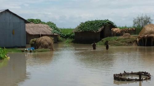 Floods affect over 30,000 in Assam