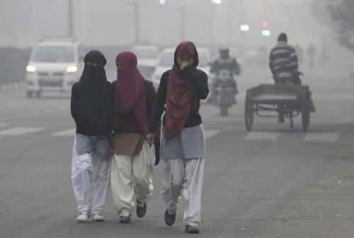 Two billion children exposed to high levels of air pollution: UNICEF