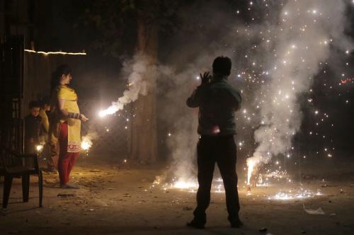 Diwali: dark underbelly of light