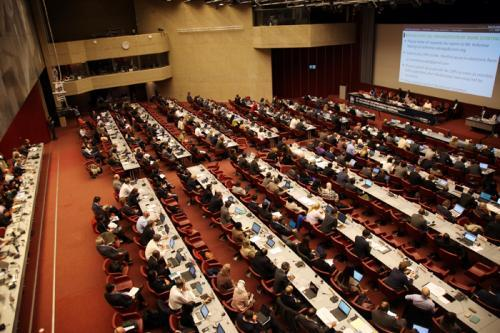 Paris Agreement comes into force; first meeting of governing body may not happen
