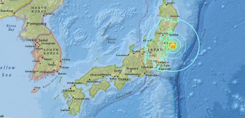 Japan earthquake triggers Fukushima meltdown fear