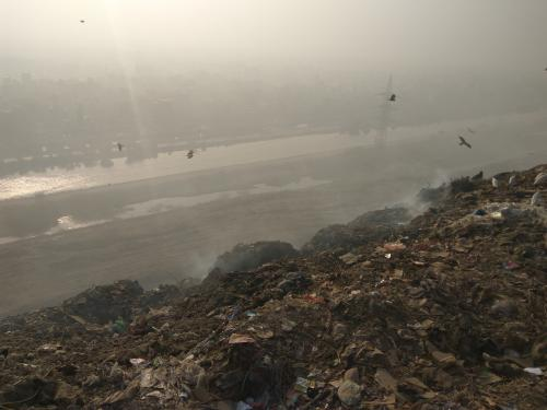 Exposure to pollutants higher than ambient pollution in Delhi's Anand Vihar: CSE