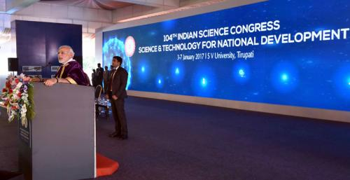 DTE in Indian Science Congress: chronic underfunding in this sector highlighted