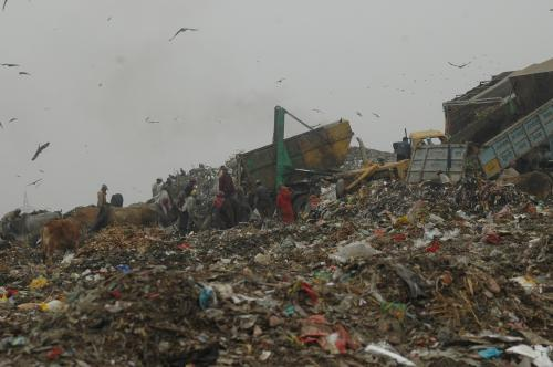 India's challenges in waste management