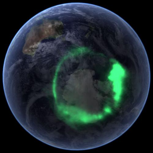 The innermost part of Earth, which is believed to have a radius of about 1,200km (745 miles), is too deep to be investigated directly. Credit: NASA / Flicker