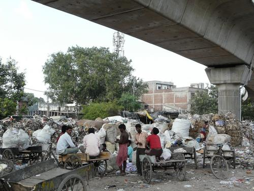 Delhi's solid waste: a systemic failure