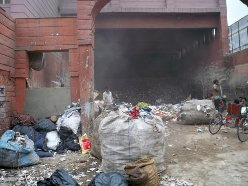 As garbage crisis in Delhi worsens, lack of funds for civic bodies gets focus