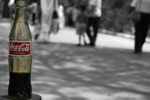 How is Coke-Pepsi boycott in Tamil Nadu linked to concern over groundwater depletion?