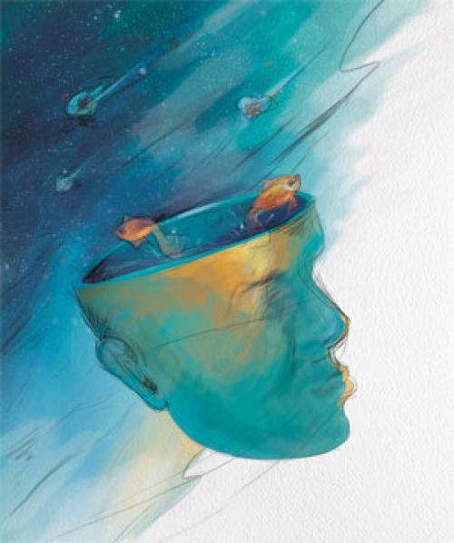 Genesis of water