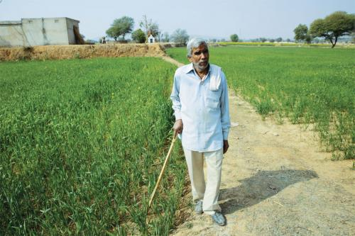 Rajasthan's fight against drought is showing positive results