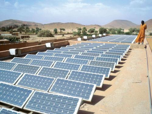 Does Africa's future lie in solar revolution?