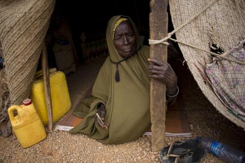 Famine creeps in on Africa while the world's media looks elsewhere