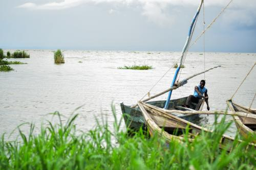 As wetlands in Kenya dry up, locals opt for alternative livelihood options
