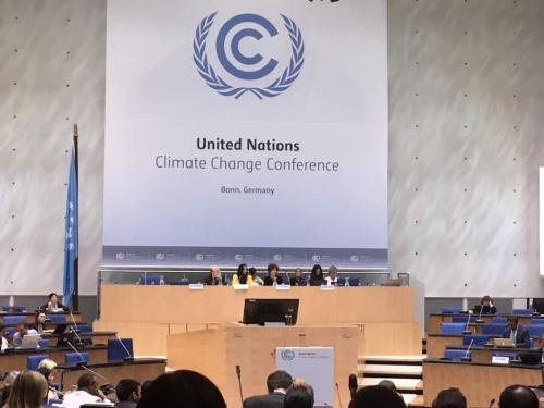 Rich nations unwilling to respect UNFCCC principles at Bonn talks
