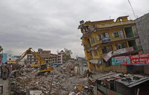 Scientists identify earthquake-vulnerable areas in Nepal