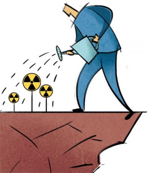 Nuclear's unclear leap