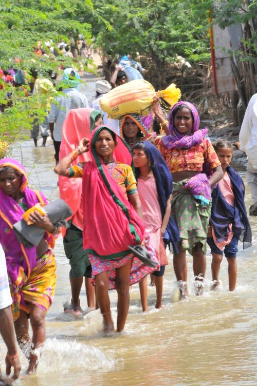 Flood forecasting not happening 'correctly' and 'timely' in most states: CAG