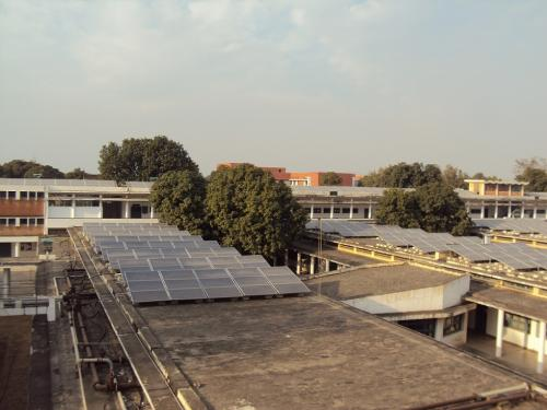 Gurugram as a Solar City