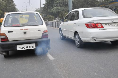 Pollution control certificate now mandatory for vehicle insurance renewal