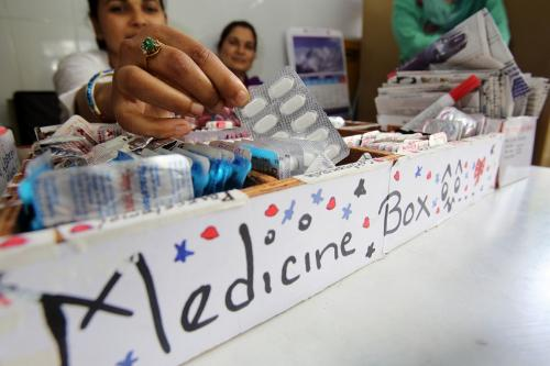 During 2015-16 Nepal blockade, medicine export from India fell drastically: study