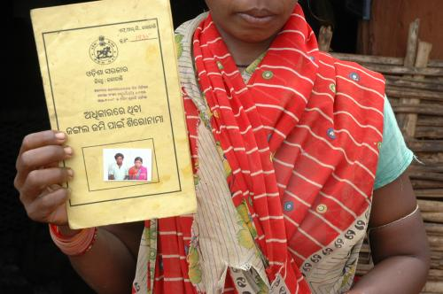 How accurate are government's claims on forest rights in Odisha