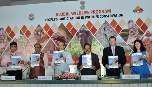 Civil society criticises Centre's Global Wildlife Programme, doubts minister's claims