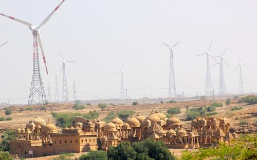 Wind power auction sees low bid of Rs 2.64 per unit