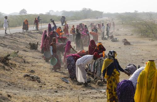 India's criminal wastage: over 10 million works under MGNREGA incomplete or abandoned