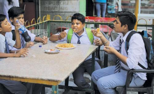 Deaths due to non-communicable diseases increased by 37 per cent since 1990