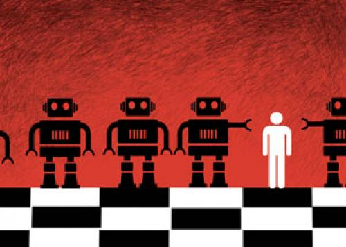Will machines ever take over?