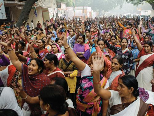 Why social health activists in India live a life of uncertainty