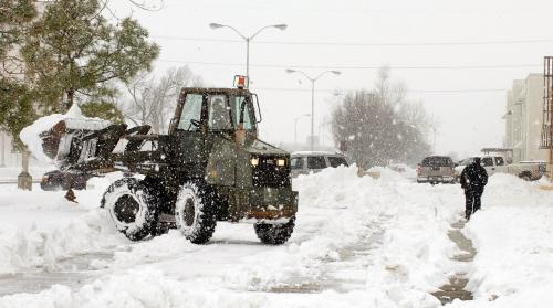 Warming Arctic is making winter worse for eastern US; 'bomb cyclone' on cards