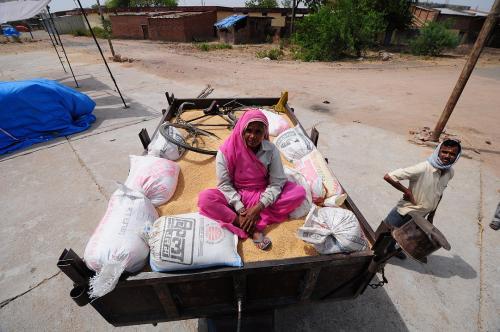 Poor show of northeast monsoon raises doubts over Rabi crops production