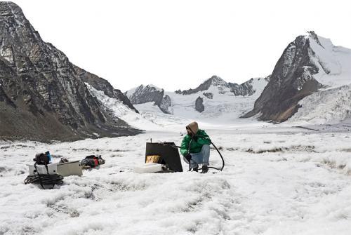 हिमनद: जानकारी का संकट