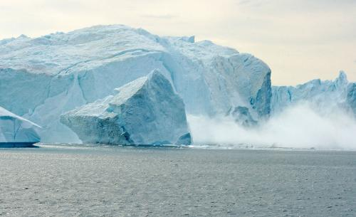Heat from the Earth's interior causing Greenland's ice sheet to melt: study