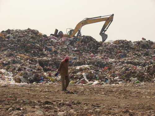 Delhi's Solid Waste Management Bye-Laws focus on individual accountability