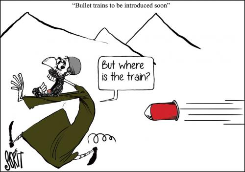 On the other hand, lack of enough trains is leading to overcrowding and death of passengers