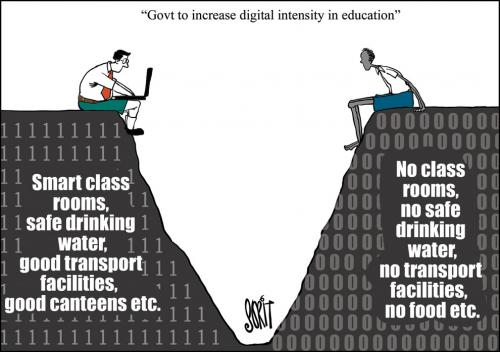 Govt to increase digital intensity in education